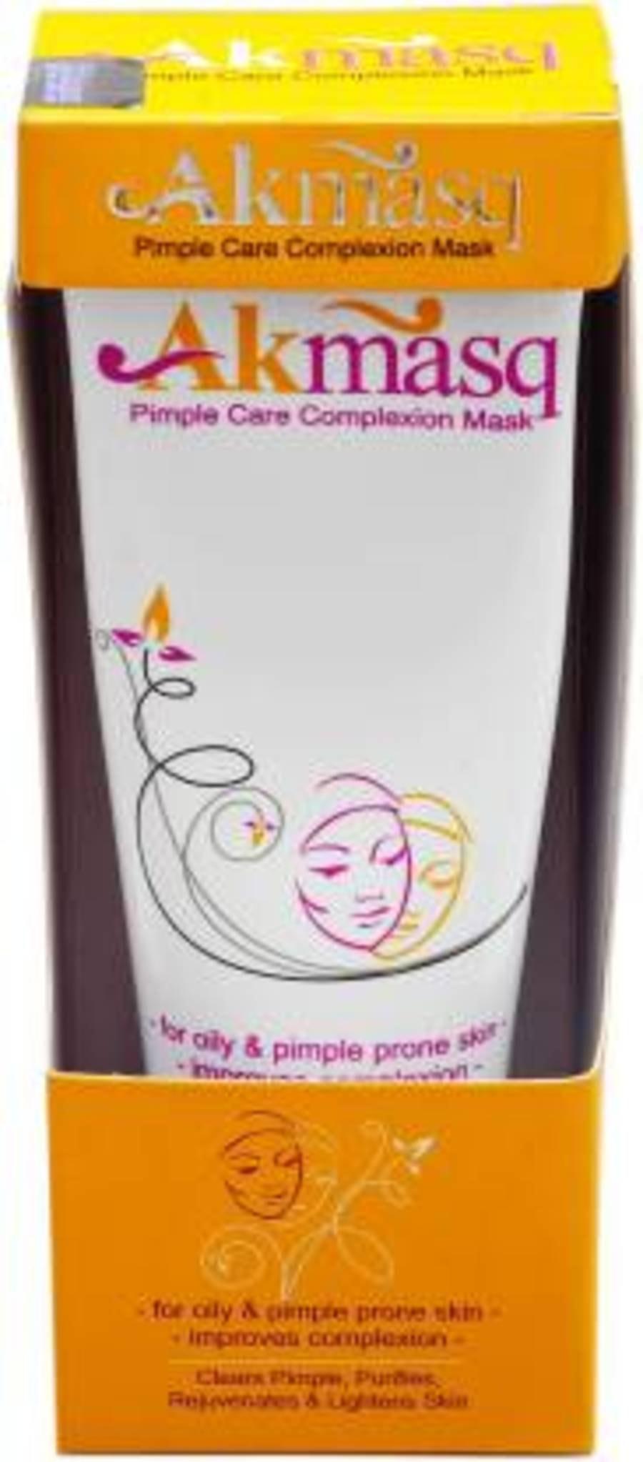 Akmasq  Face Mask  Tube Of 75 G