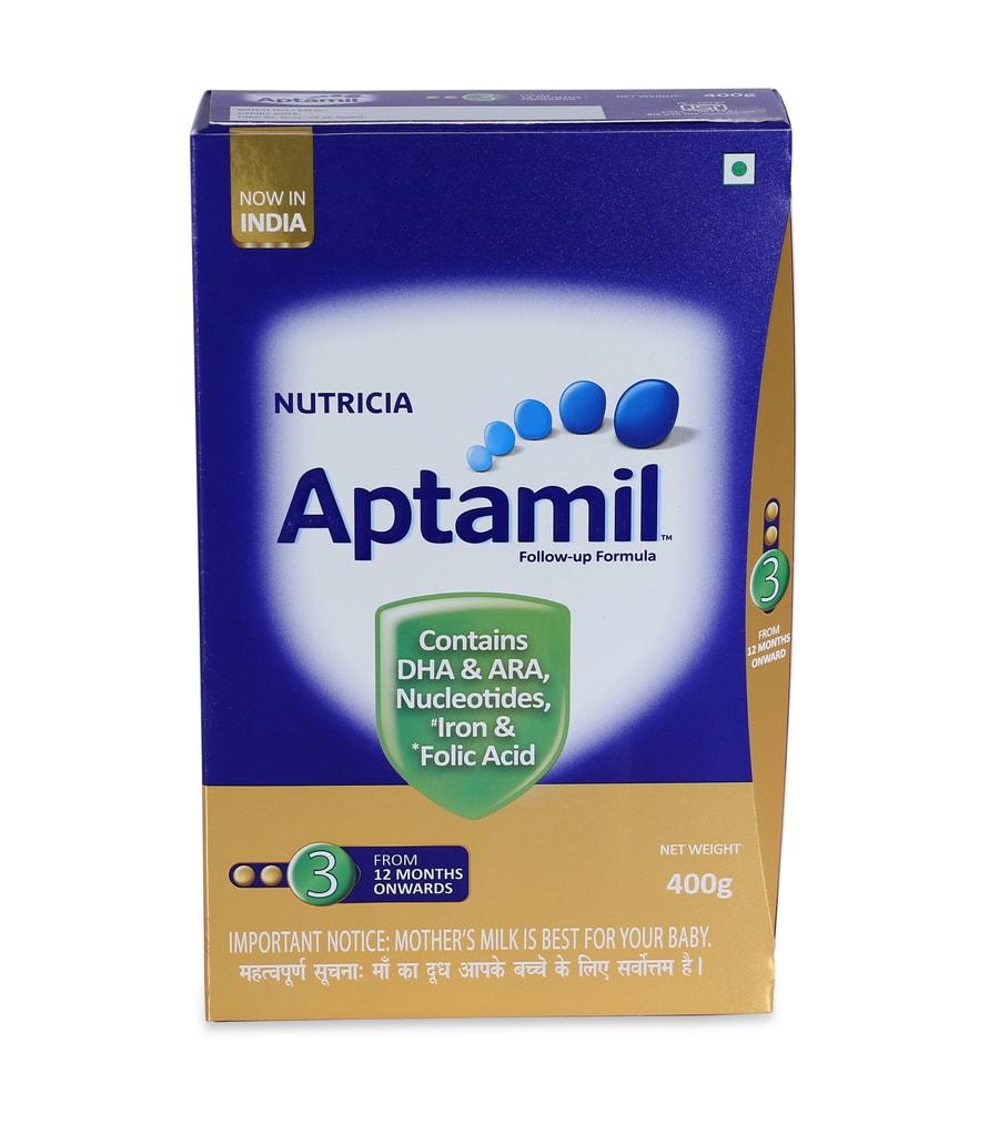 Aptamil Stage 3 Follow-up Formula Powder - 400gm Refill