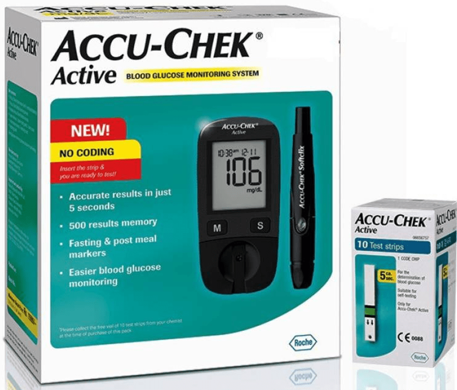 Accu-chek Active Kit