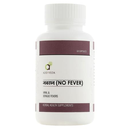 No Fever - Virals, Dengue Fever 60 Capsules