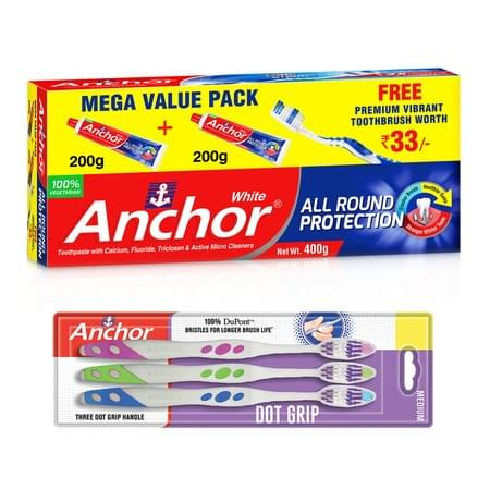 Anchor Oral Care Kit