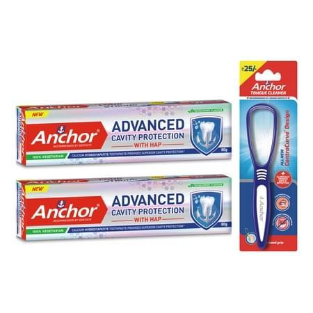 Anchor Cavity Protection Kit - 150gm X 2