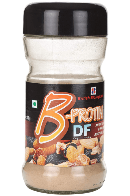 B-protin Dry Fruit Chocolate Powder 200gm
