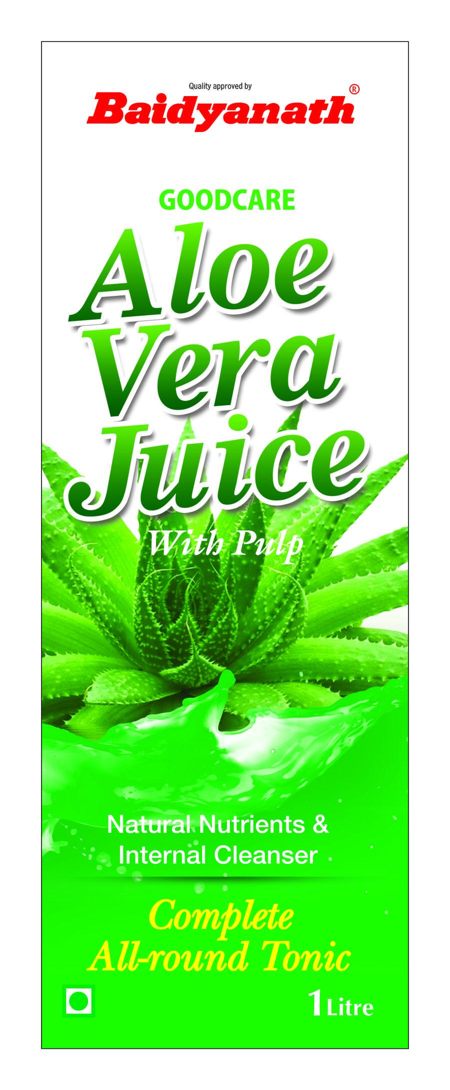 Baidyanath Aloe Vera Juice - 1 Ltr