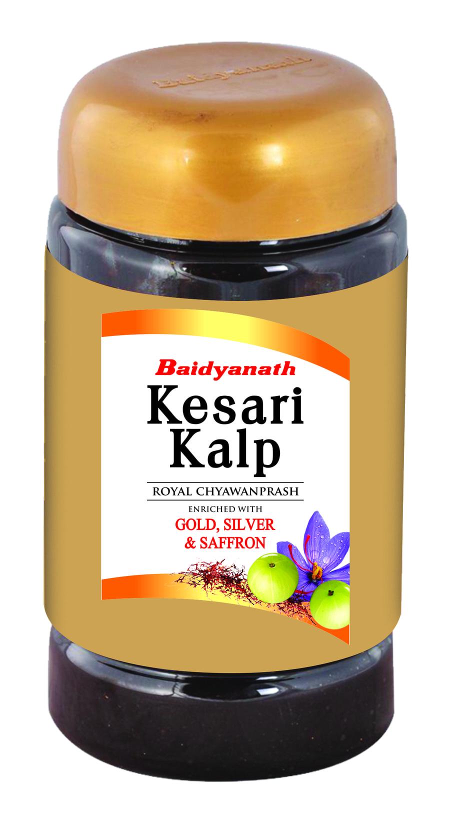 Baidyanath Kesari Kalp Royal Chyawanprash - 1 Kg