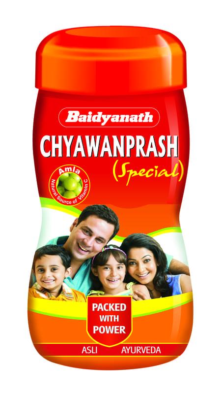 Baidyanath Chyawanprash Special - 500 Gm