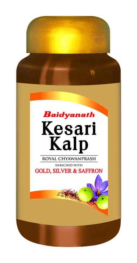 Baidyanath Kesari Kalp Royal Chyawanprash - 500 Gm