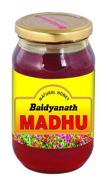 Baidyanath Pure Madhu - 500 Gm