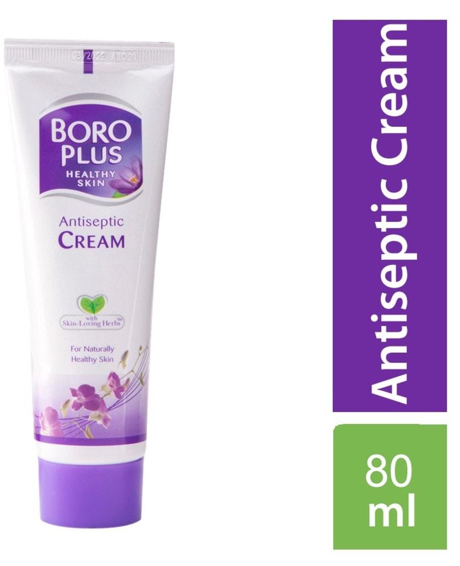 Boro Plus Healthy Skin Antiseptic Cream - 80ml