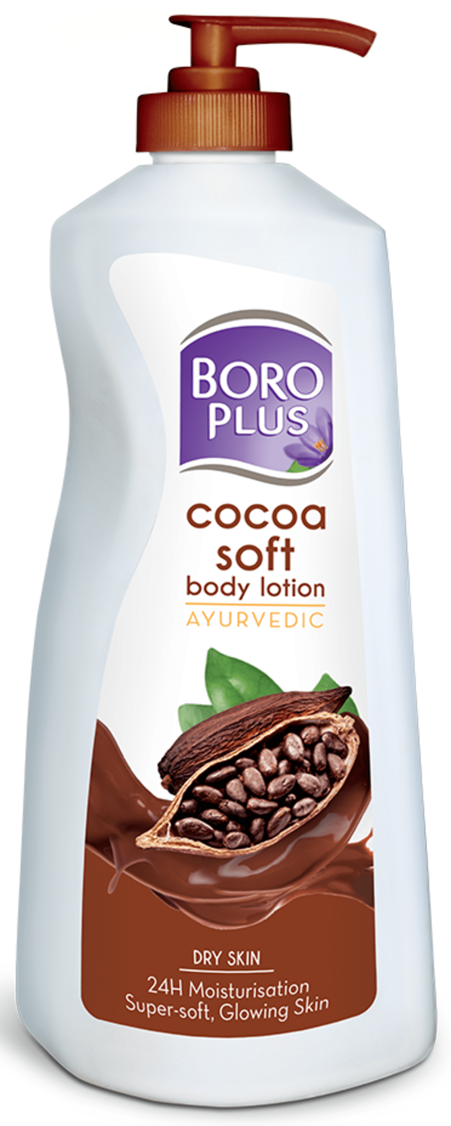 Boro Plus Cocoa Soft Body Lotion - 400ml