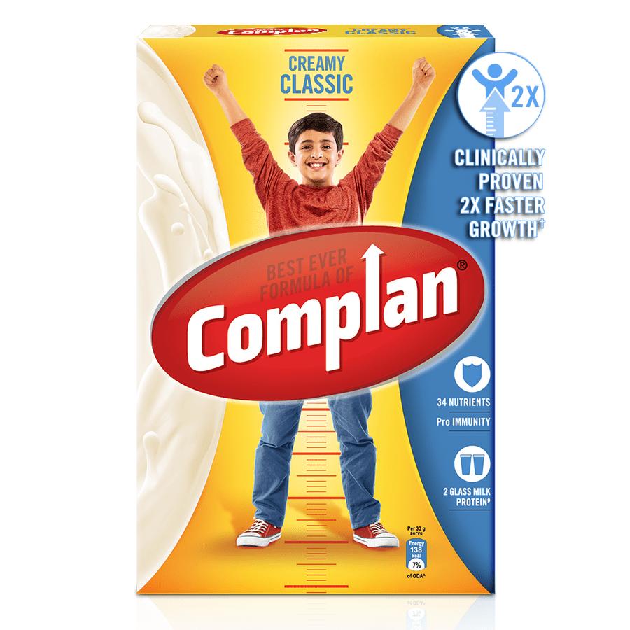 Complan Creamy Classic Refill 500gm