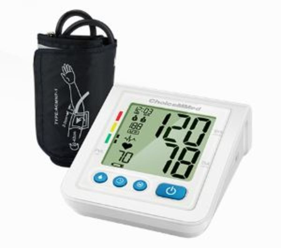 Choicemmed Blood Pressure Monitor With Large Screen- Cbp1k3 - 1pc