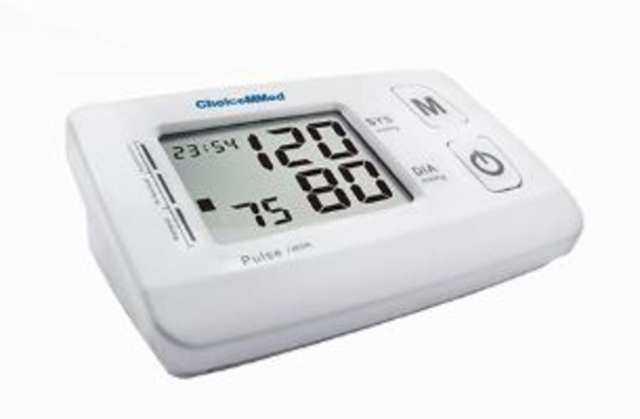 Choicemmed Economic Blood Pressure Monitor- Cbp1e2 - 1pc