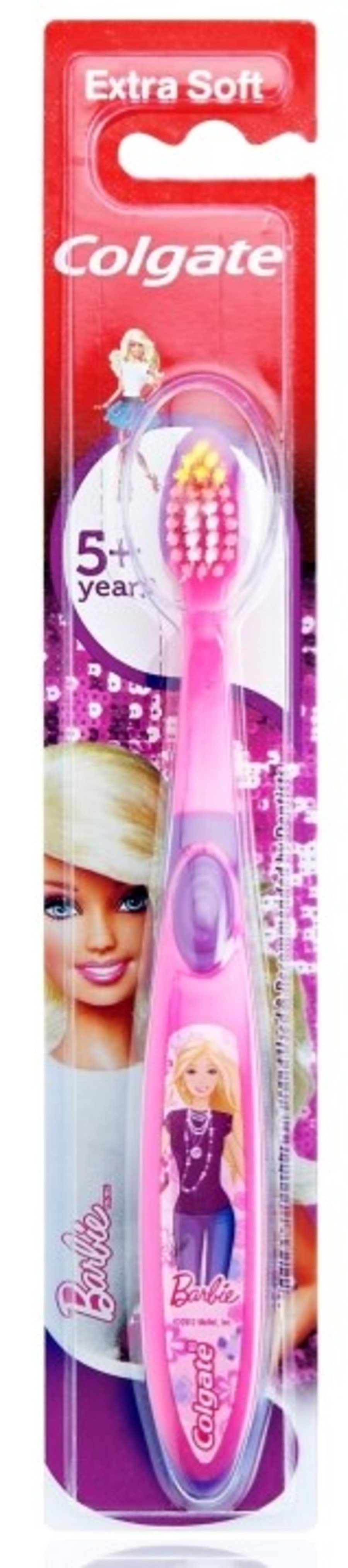 Colgate Kids Toothbrush Barbie - Extra Soft -1 Pc