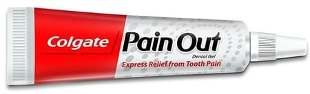 Colgate Pain Out Tube - 10gm