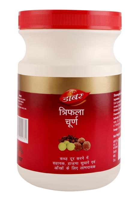 Dabur Triphala Churna 500 Gm