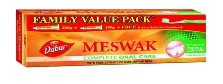 Dabur Meswak Toothpaste 300 Gm