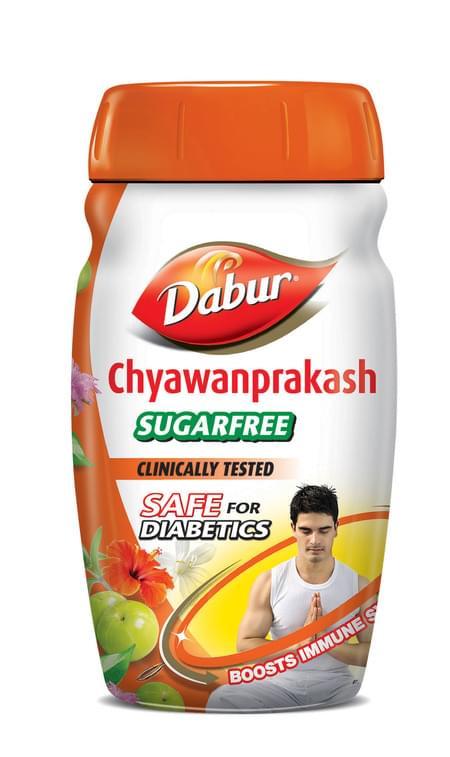 Dabur Chyawanprakash Sugar Free 500 Gm