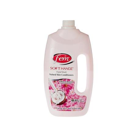 Dabur Fem Soft Handz Soap New 900ml Blossom-t