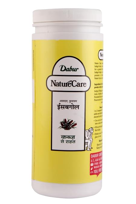 Dabur Naturecare Isabgol Powder 375gm