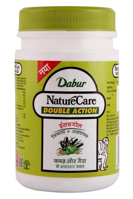 Dabur Naturecare Double Action 100gm