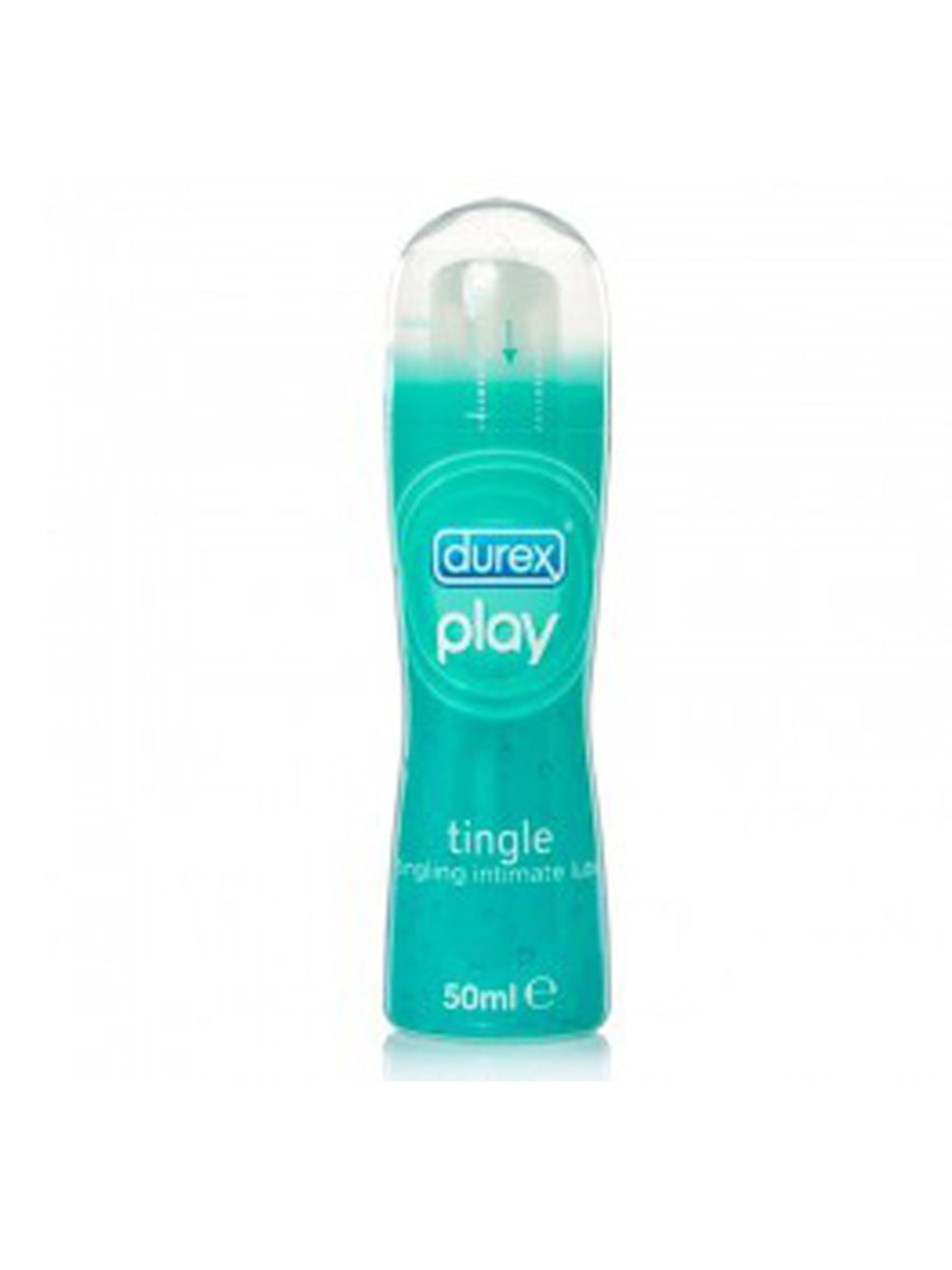 Durex Play Lubricant Gel, Tingle- 50ml