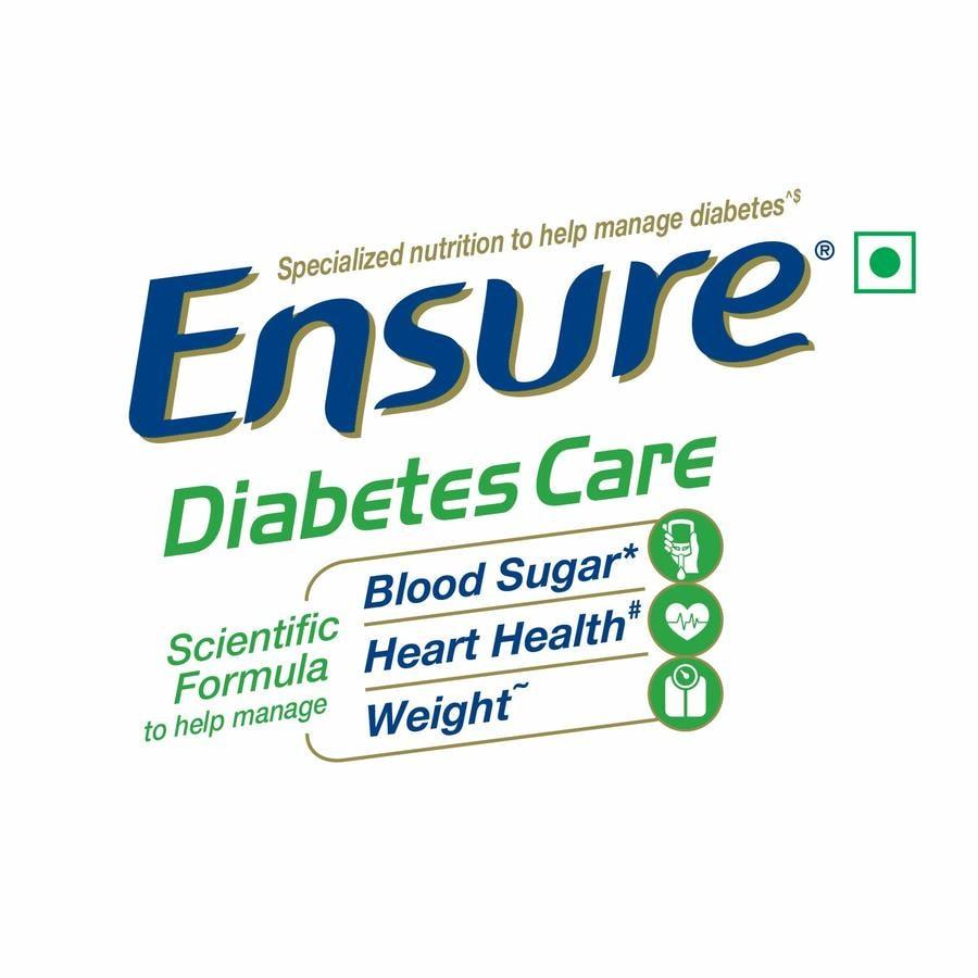 Ensure Diabetes Care Vanilla Sugar Free Jar - 400gm
