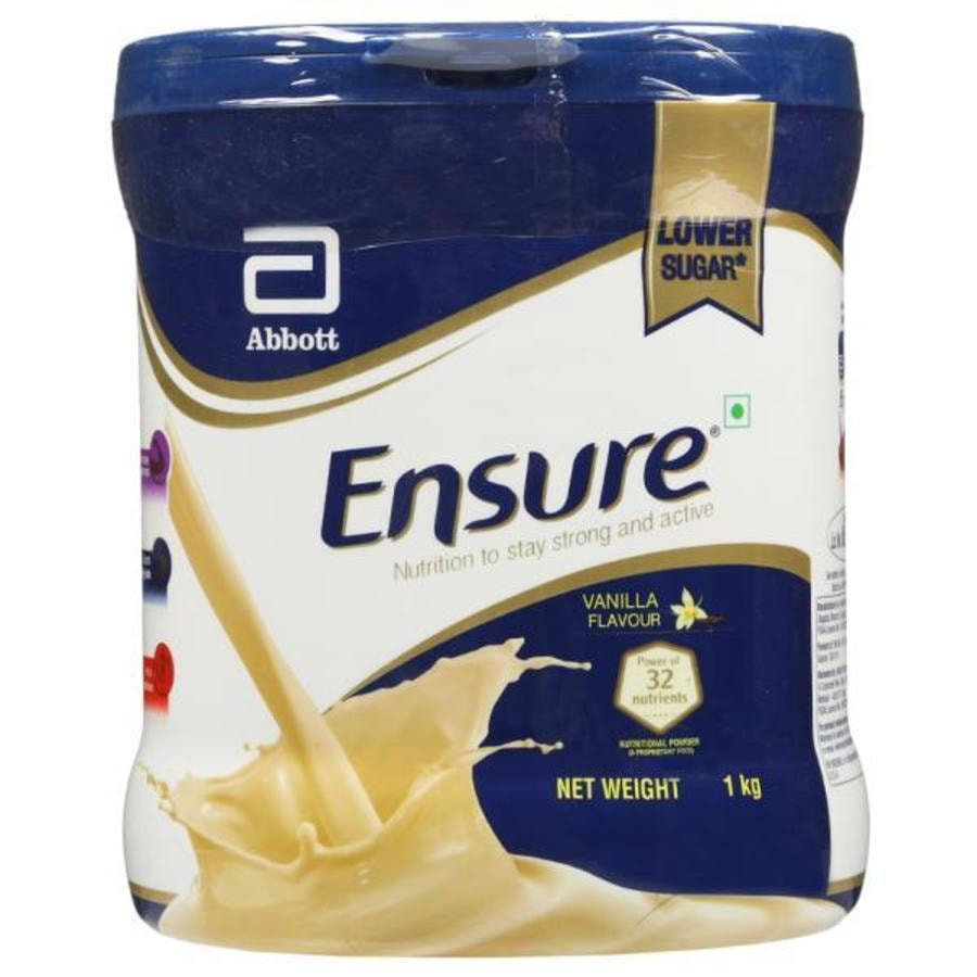 Ensure Vanilla Powder - 1kg