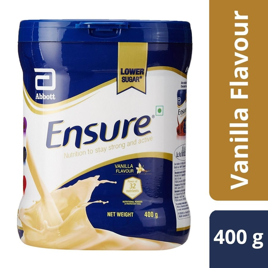 Ensure Vanilla Powder - 400gm