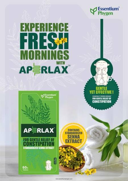 Aperlax Tablest For Relief From Constipation (60)