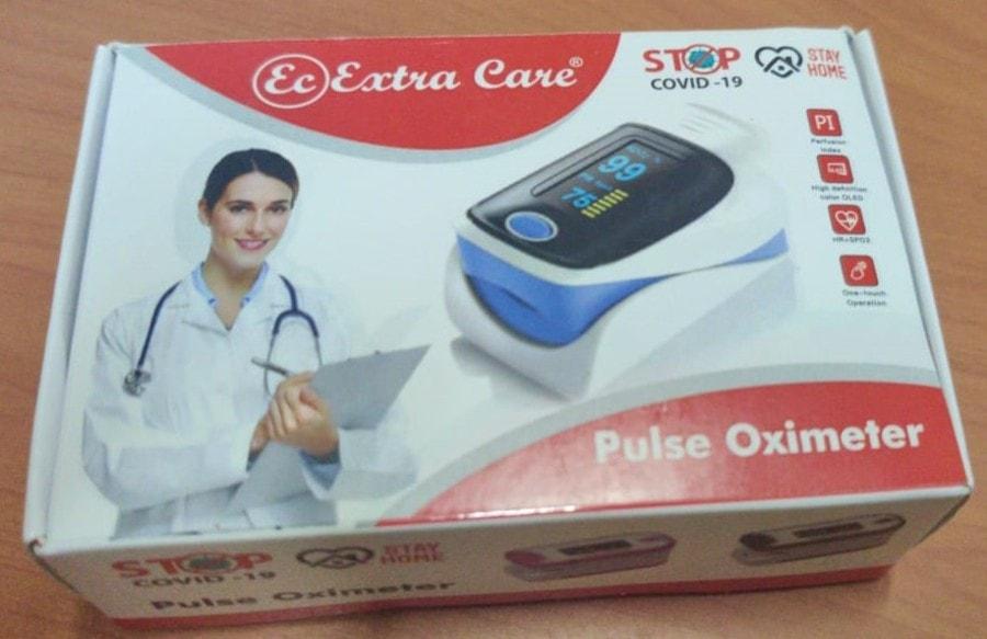 Extracare Q2 Pulse Oximeter