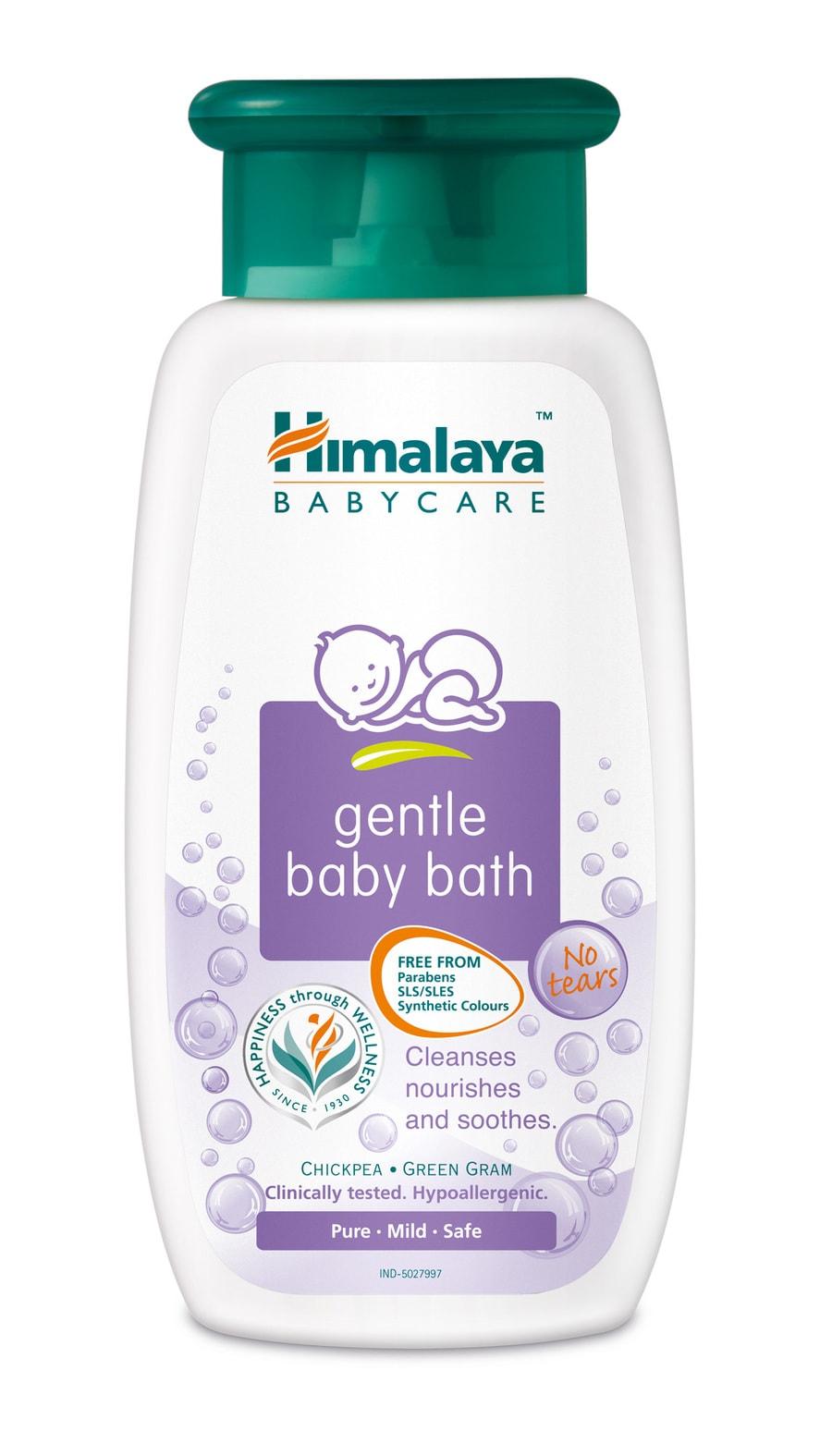 Himalaya Gentle Baby Bath 400 Ml