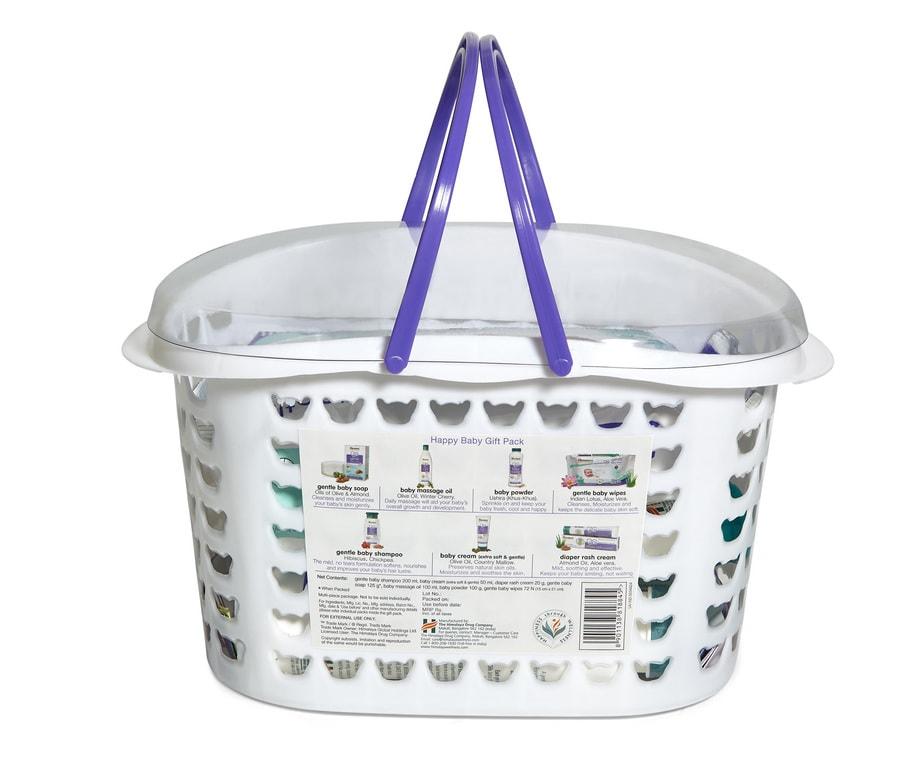Himalaya Baby Gift Pack Basket