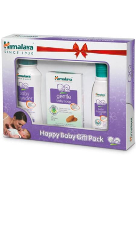 Himalaya Baby Gift Pack Mini 0sp 3's India