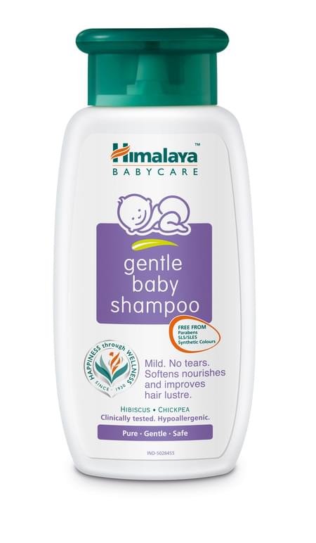 Himalaya Gentle Baby Shampoo 400 Ml Pack Of 2