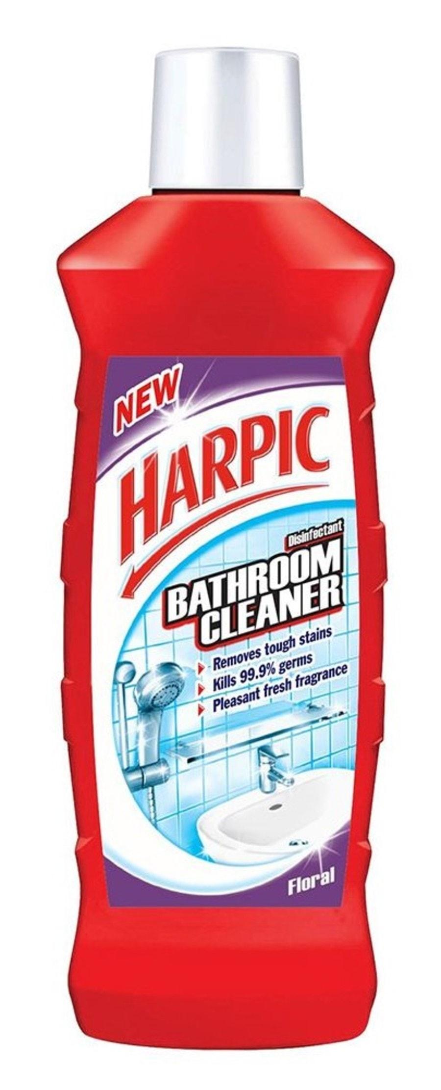 Harpic Floral Bathroom Cleaner  Bottle Of 500 Ml