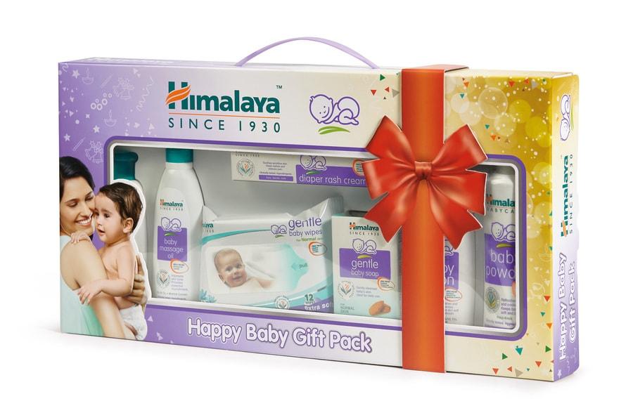 Himalaya Baby Gift Pack Big Ww