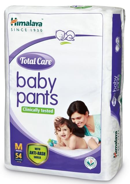 Himalaya Total Care Baby Pants Medium (m)54s