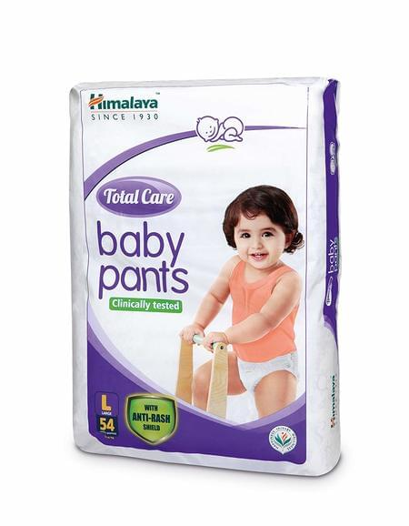 Himalaya Total Care Baby Pants Large (l)54s