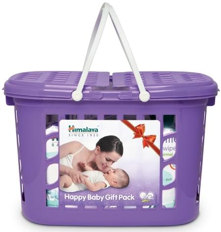 Himalaya Happy Baby Gift Pack 9's India