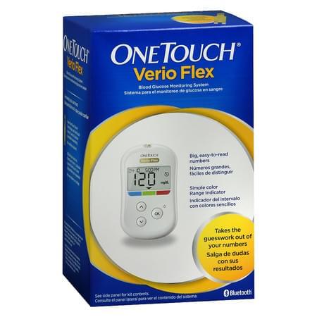 One Touch Verio Flex Meter 1's