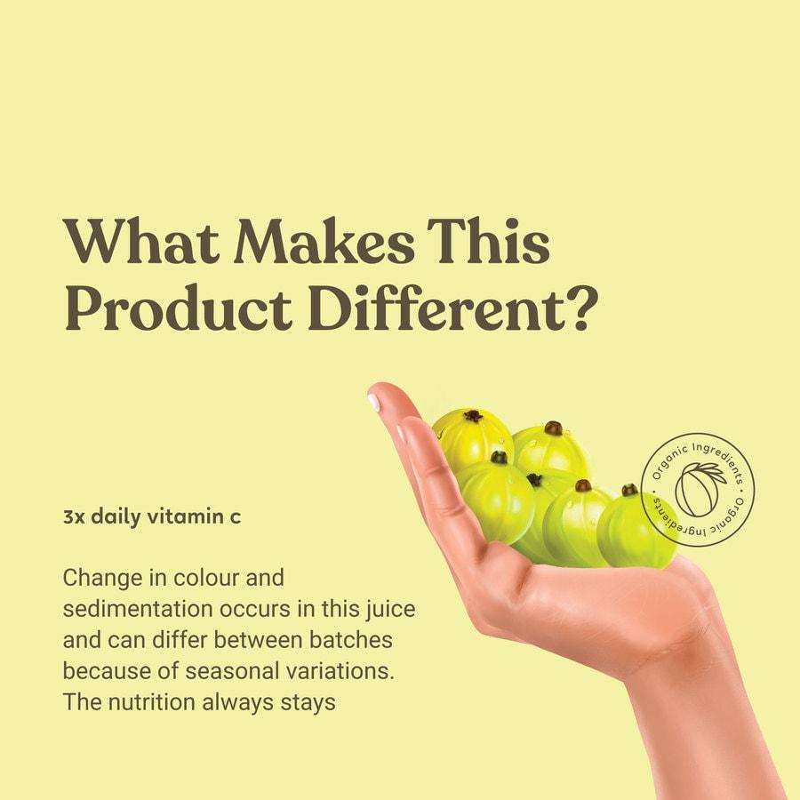 Kapiva Amla Juice | Natural Immunity Booster - 1l