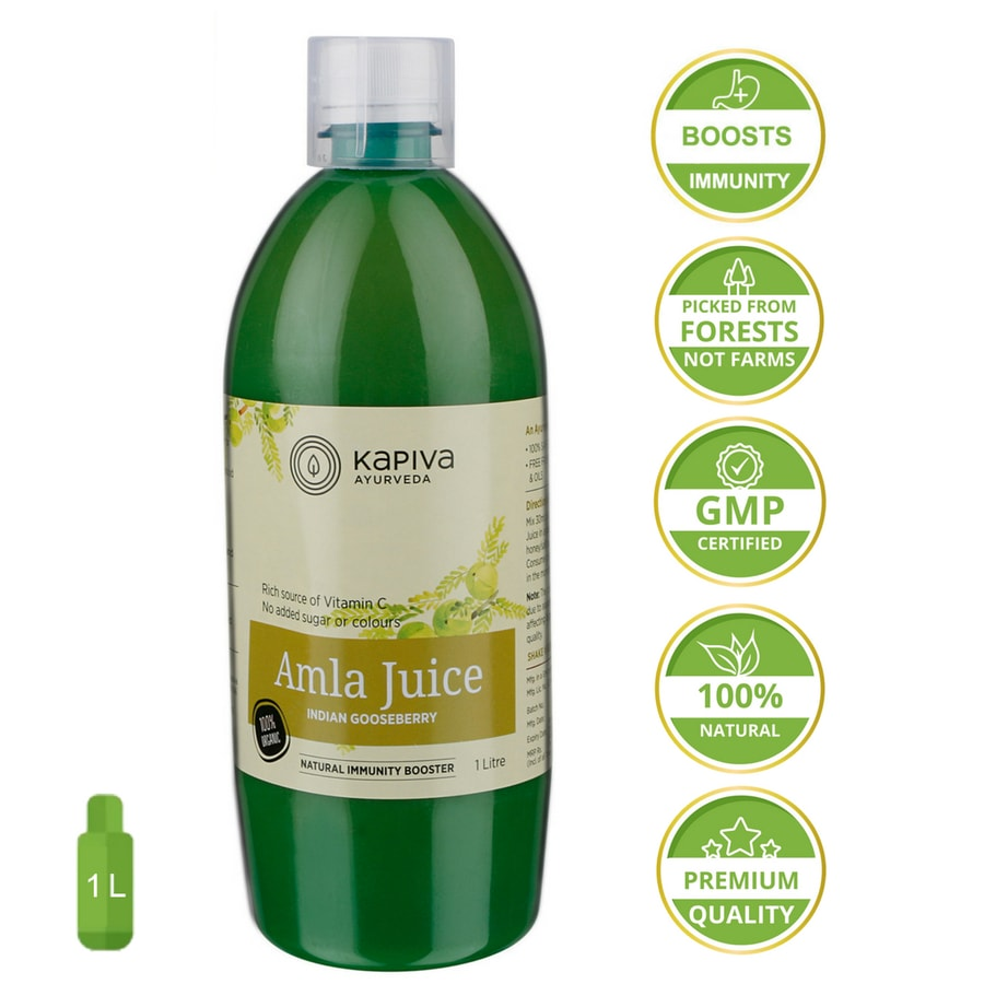 Kapiva Amla Juice - 1 L