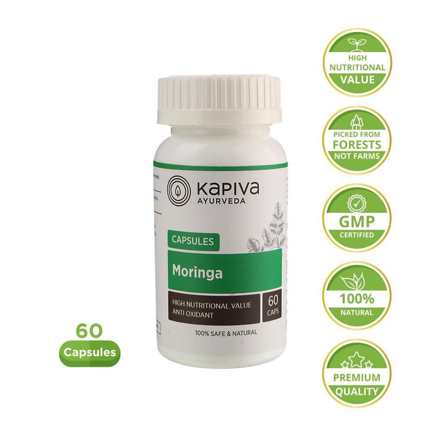 Kapiva Moringa Capsules - 60caps