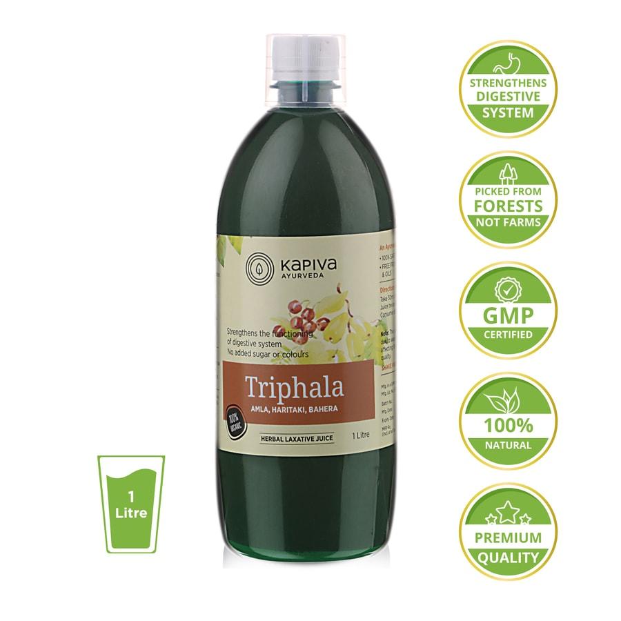 Kapiva Triphala Juice - 1 L