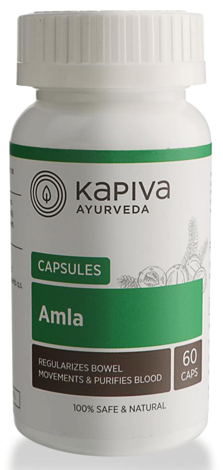 Kapiva Amla Capsules - 60caps