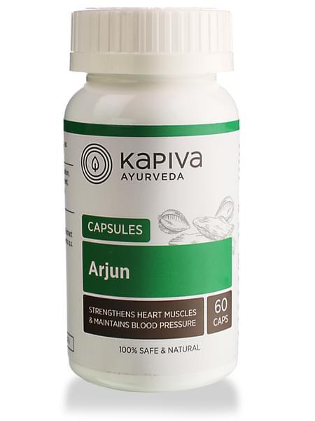 Kapiva Arjun Capsules - 60caps