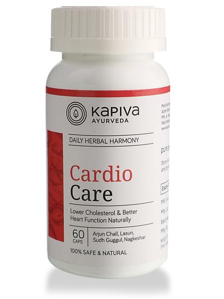 Kapiva Cardio Care Capsules - 60caps