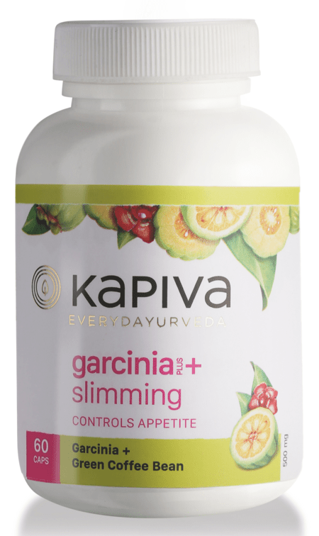 Kapiva Garcinia + Slimming Capsules - 60capsules