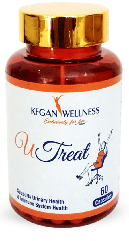 Kegan Wellness Utreat-urinary Health Supplements 60's